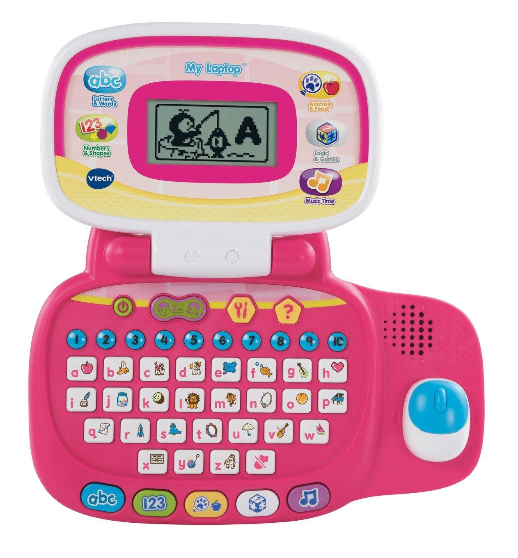 VTech Pre-School My Laptop - Pink : Amazon.com.au: Toys & Games
