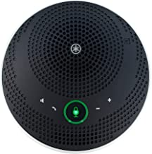 YAMAHA YVC-200 Portable USB & Bluetooth Speakerphone, Hold Meetings Anywhere, Noise Reducing Conference Phone with 10-Hour... photo
