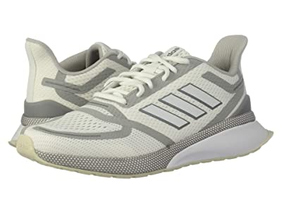 adidas Running Nova Run (Footwear White/Footwear White/Grey Two) Men
