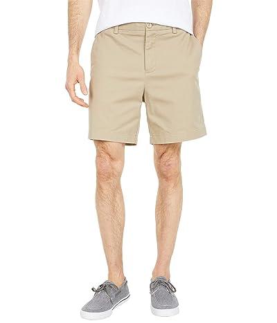 Southern Tide 7 Channel Marker Shorts (Sandstone Khaki) Men