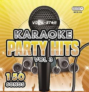 Vocal-Star Karaoke Party Hits Vol. 3