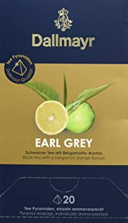 Dallmayr Teepyramide Earl Grey, 1er Pack 1 x 44 g