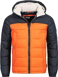 Amazon.es: Naranja - Ropa de abrigo / Hombre: Ropa