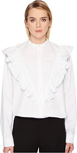 Paul Smith Ruffle Blouse