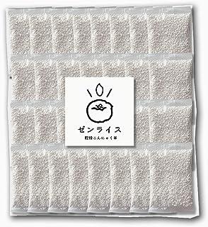 伊豆河童 ゼンライス 30袋 (60g/袋) 乾燥こんにゃく米 無農薬 糖質50%カット 糖質制限 国内製造