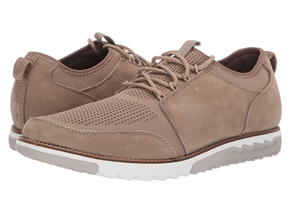Hush Puppies Expert Knit Lace-Up (Taupe Knit/Nubuck) Men
