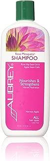AUBREY Rosa Mosqueta Herb Shampoo, 11 FZ