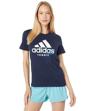 adidas Tennis Graphic Logo T-Shirt