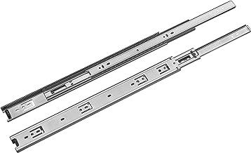 Gamet PK44-1 paar kogelgelagerde geleiderails voor een lade L: 350/400/450/500/550 mm/volledig uittrekbaar/maximale belast...