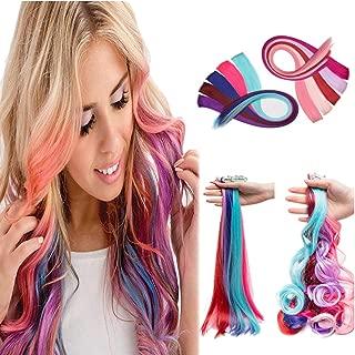 Best rainbow pink hair Reviews