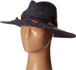 Jewelry Tassel Panama Beach Hat