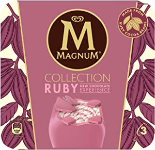 Magnum Ruby Multipack - Frozen, 100ml (Pack of 3)