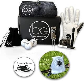 Regalos de Golf para Hombres y Mujeres – Juego de Accesorios de Golf Premium para cumpleaños, día del Padre, Pascua y Eventos. Equipo de Golf para Cada Golfista.