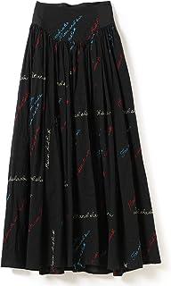 (ビームスボーイ)BEAMS BOY/スカート maturely/YIN-YANG Embroidery Maxi Skirt レディース - ONE SIZE