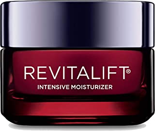 Face Moisturizer by L'Oreal Paris, Revitalift Triple Power Intensive Day Cream with Hyaluronic Acid for Visibly Reduced Wrinkles and Firm Skin, Anti-Aging Moisturizer for All Skin Types, 1.7 oz.