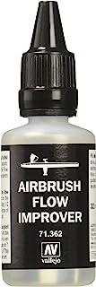 Vallejo Airbrush Flow Improver 32ml Paint Set