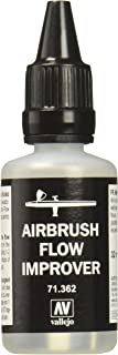 Vallejo Airbrush Flow Improver 32ml Paint Set