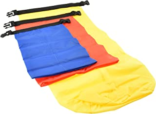 SE TP123NZ-3 Ultimate Essential 3-Piece Camping Dry Sack Set