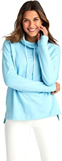 Women's Collegiate Relaxed Funnel Neck Shep Shirt (XS)