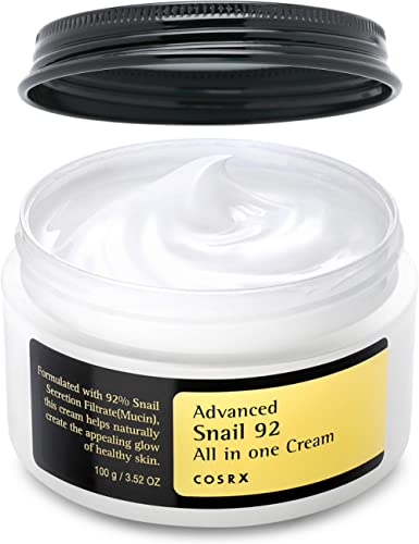 COSRX Crema Snail 92 All in one, 100 ml