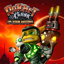 Ratchet & Clank: Up Your Arsenal - PS3 [Digital Code]