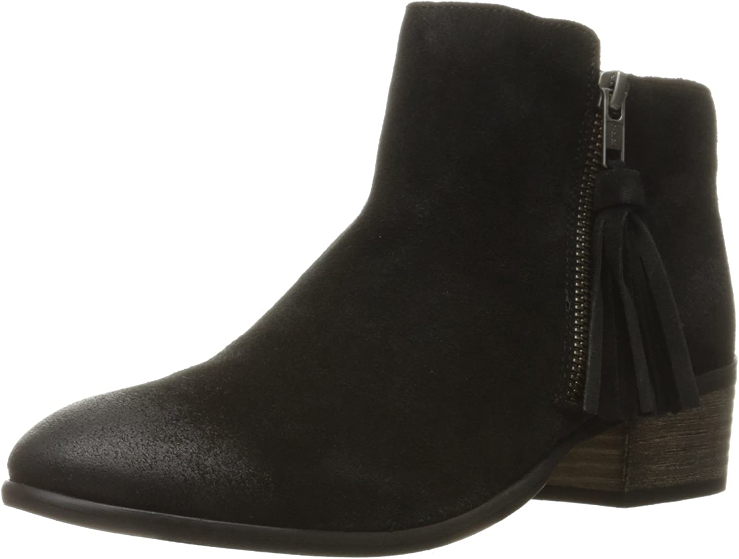 MIA Womens Emerson Ankle Bootie