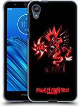 Official Insane Clown Posse Fearless Fred Fury Albums Soft Gel Case Compatible for Motorola Moto E6
