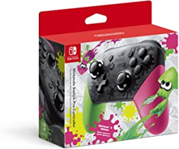 Nintendo Switch Pro Controller - Splatoon 2 Edition [Discontinued]