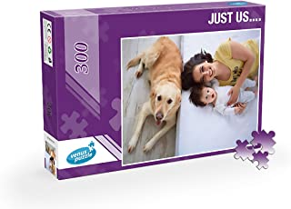 Custom Photo Puzzle, Personalized Photo Puzzle 300 Pieces, Photo Jigsaw Puzzle from Your own Image