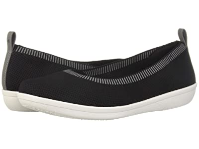Clarks Ayla Paige (Black Knit) Women