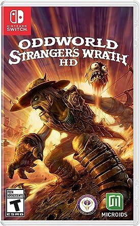 Oddworld: Stranger's Wrath (NSW) - Nintendo Switch