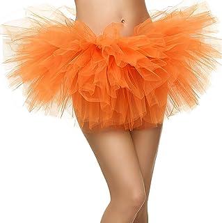 BienBien Gonna Tutu Bambina Principessa Tulle Sottoveste Danza Bambina Donna Ballerina Ballo Balletto Organza Pizzo Gonna ...
