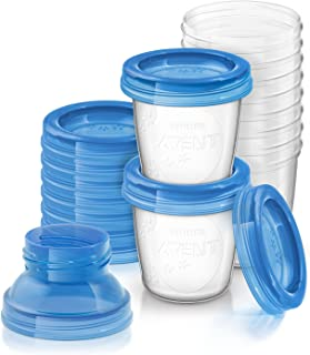 Best avent milk storage cups Reviews