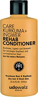 Udo Walz Care Turmeric + Ginger Conditioner 300 ml Curry