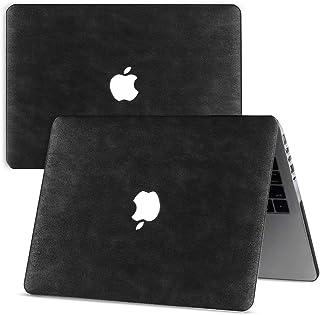 MacBook Pro 15 インチケース ファッション 2016-2018 MacBook Pro 15ケース Pro 15 インチ(A1707/1990)カバー MacBook Pro 15 A1707カバー MacBook Pro 15インチ専用ケース 丈夫なゴム足 Macbook A1990 保護ケース 薄型軽量 15 インチハードPCケース シンプルパソコンケース ファッション傷に強い ユニークなデザインは(2016-2018 MacBook Pro 15 インチ(A1707/A1990),Bブラック)