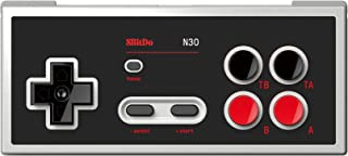 8BitDo N30 Bluetooth Gamepad for Switch Online Game Support Turbo and Home [Nintendo Switch Online]