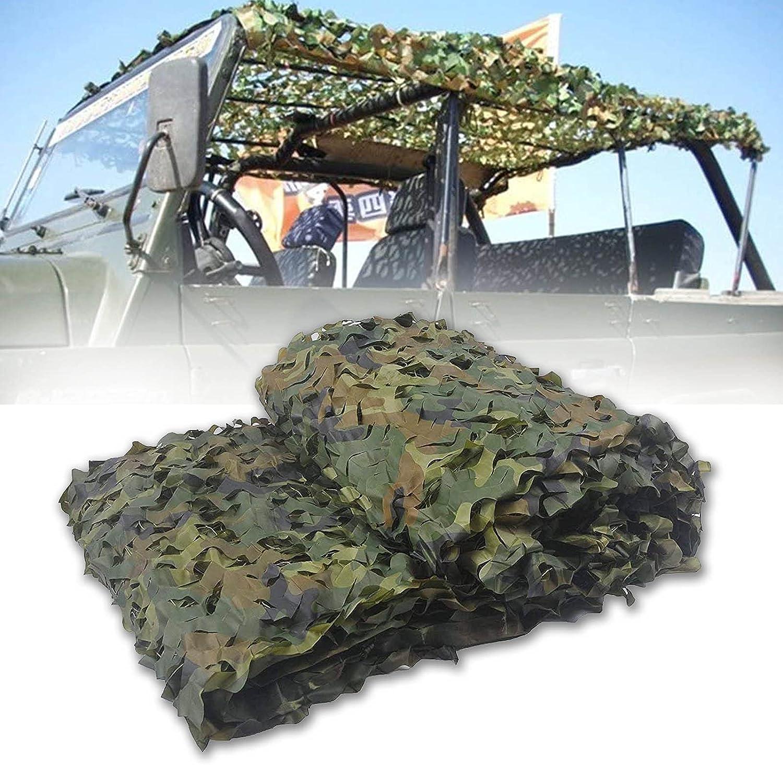 ZCBHSD Camouflage Net 2x3m 3x5m 4x4m 5x7m Cam Woodland 7x2m Limited price Max 53% OFF sale 8x9m