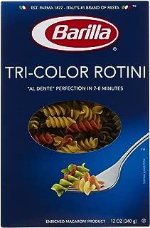 Barilla Tri-Color Rotini - 12 oz
