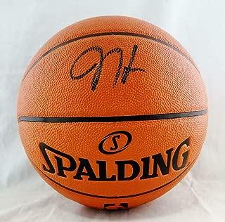 james harden signed basketball