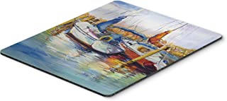Caroline's Treasures Mississippi Sailboats Mouse Pad/Hot Pad/Trivet (JMK1158MP)