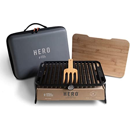 Fire & Flavor FFG3 Hero Grill System, Multi