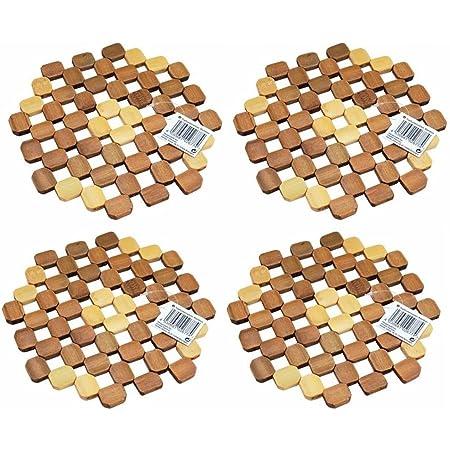 3 Untersetzer aus Seegras Ø 31 26 22 cm für Topf /& Pfanne Unterlage