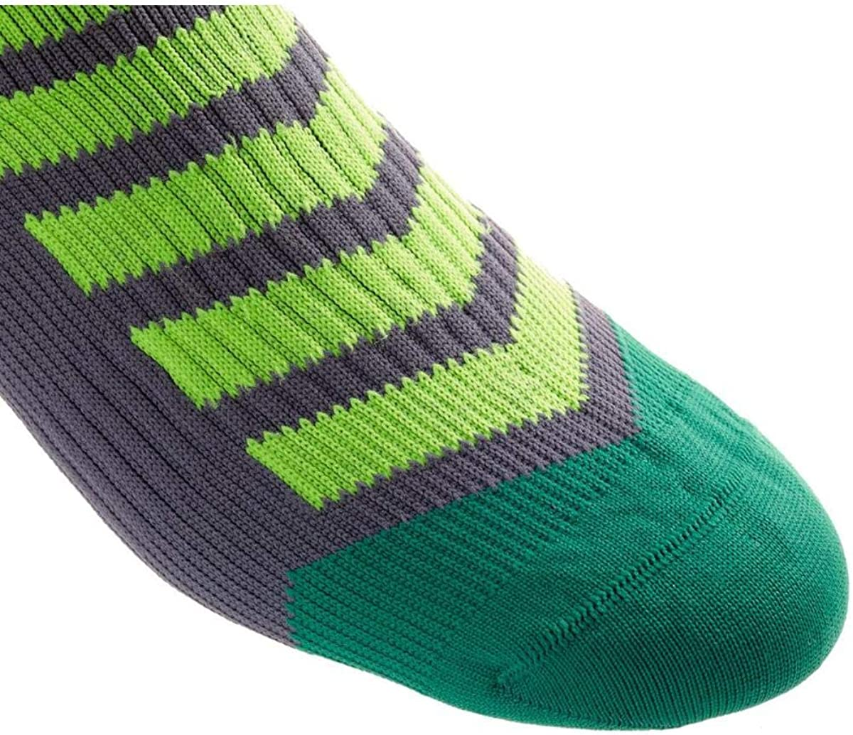 SEALSKINZ MTB Ankle Sock Seasonal Wrap Introduction Be super welcome with Leaf Lime Anthracite S Hydrostop