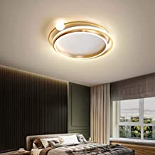LED Ceiling Lamp for Bedroom, Modern Simple Ceiling Lighting Fixture for Living Room Dining Room Decorative Creative Ceili...