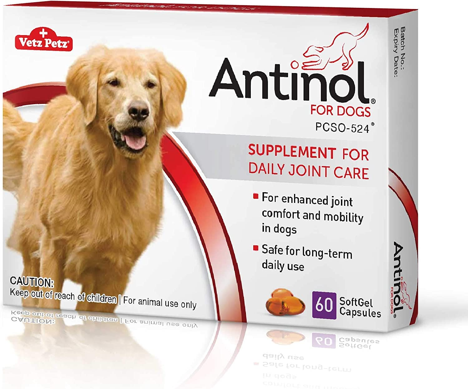 Antinol for Dogs Supplement Daily Mobil Care - Ranking TOP10 Ranking TOP12 Joints Joint