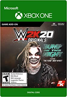 WWE 2K20  Bump in the Night - Xbox One [Digital Code]