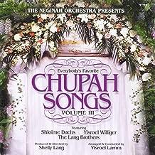 Everybody's Favorite Chupah Songs - Volume 3