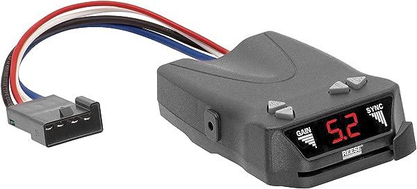 REESE Towpower 8507111 Brakeman IV Digital Brake Control Small Compact Design