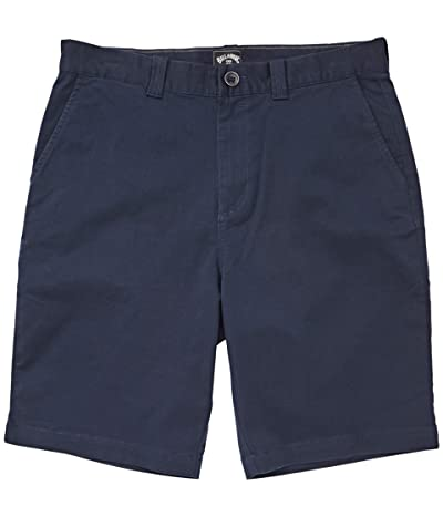 Billabong Carter Stretch 21 Shorts (Navy) Men