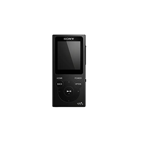 Sony NWE393B.CEW Lecteur MP3 Portable Noir
